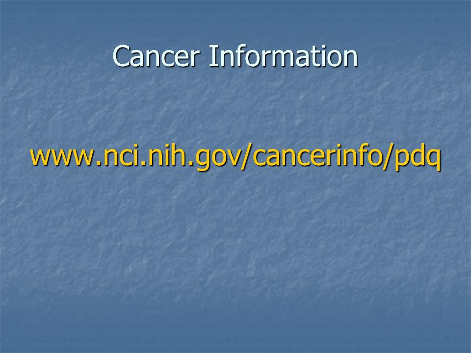 U.S. Female Cancer Death Rates Jemal et al. CA Cancer J Clin 2003;53:5-26