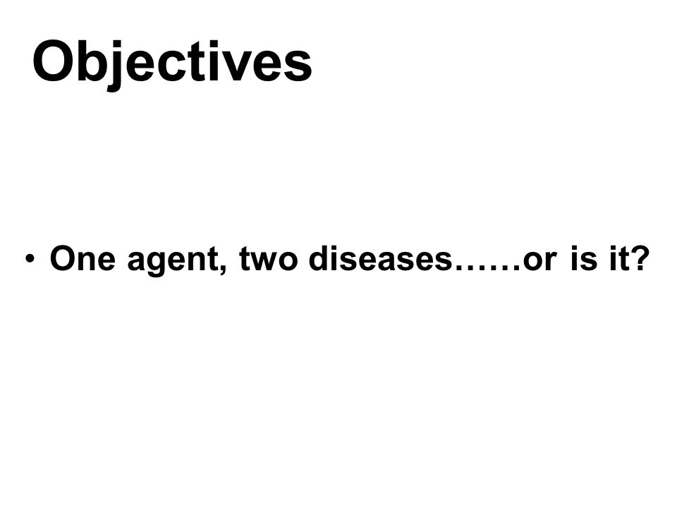 Objectives COPD and Lung Cancer: Big Problems One agent, two diseases……or is it.