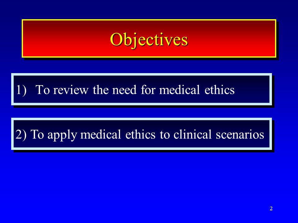 53 Other Ethical Issues Randomized clinical trials –Equipoise Randomized clinical trials –Equipoise Linezolid > Vancomycin