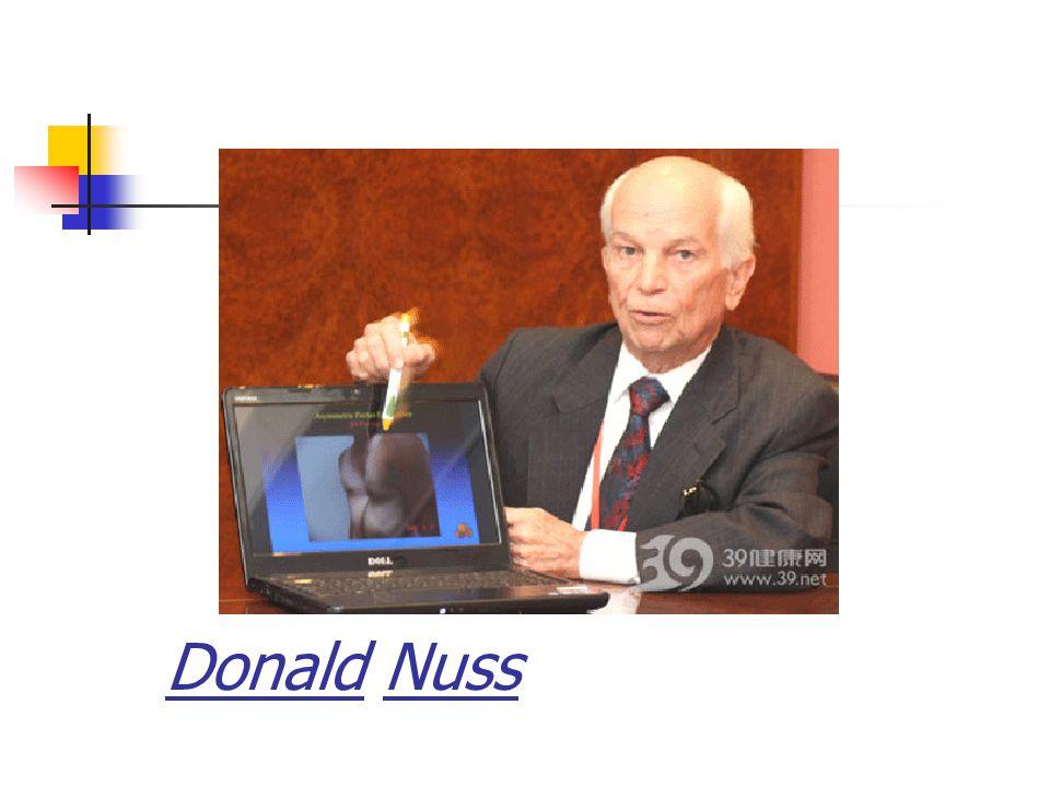 Donald Nuss