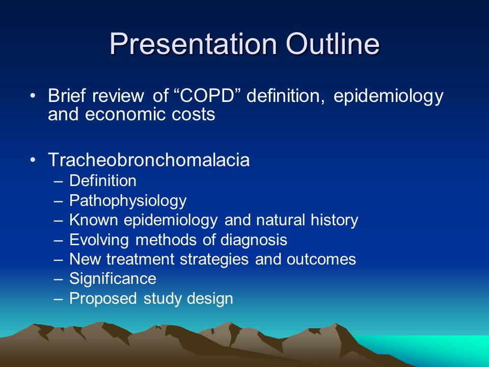 COPD: An unpopular disease from the start An Interesting perspective from 1976: Chonic bronchitis with it accompanying emphysema is a disease on which a good deal of wholly unmerited sympathy is frequently wasted.