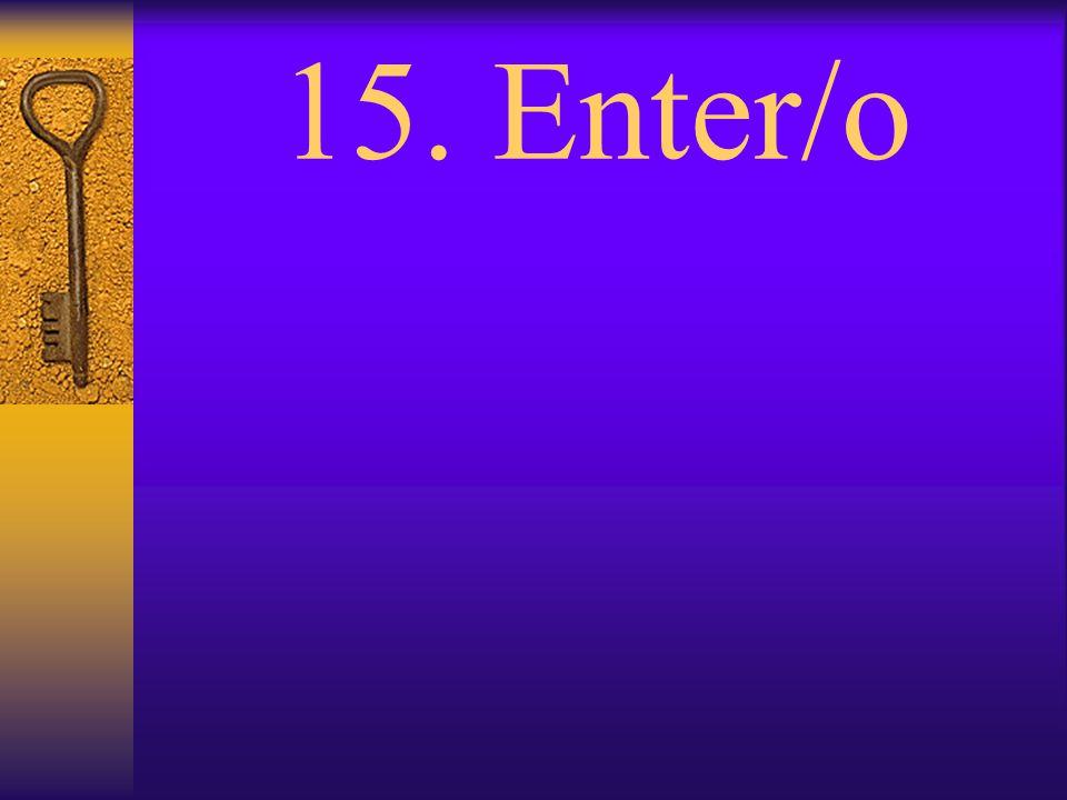 14. Derm/o