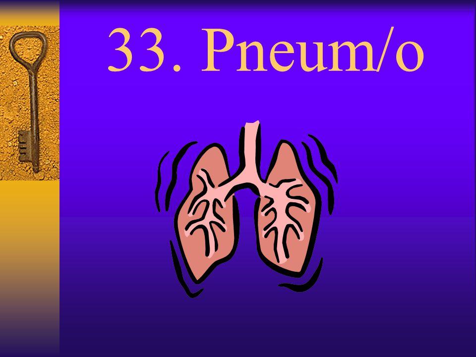 32. Pharyng/o
