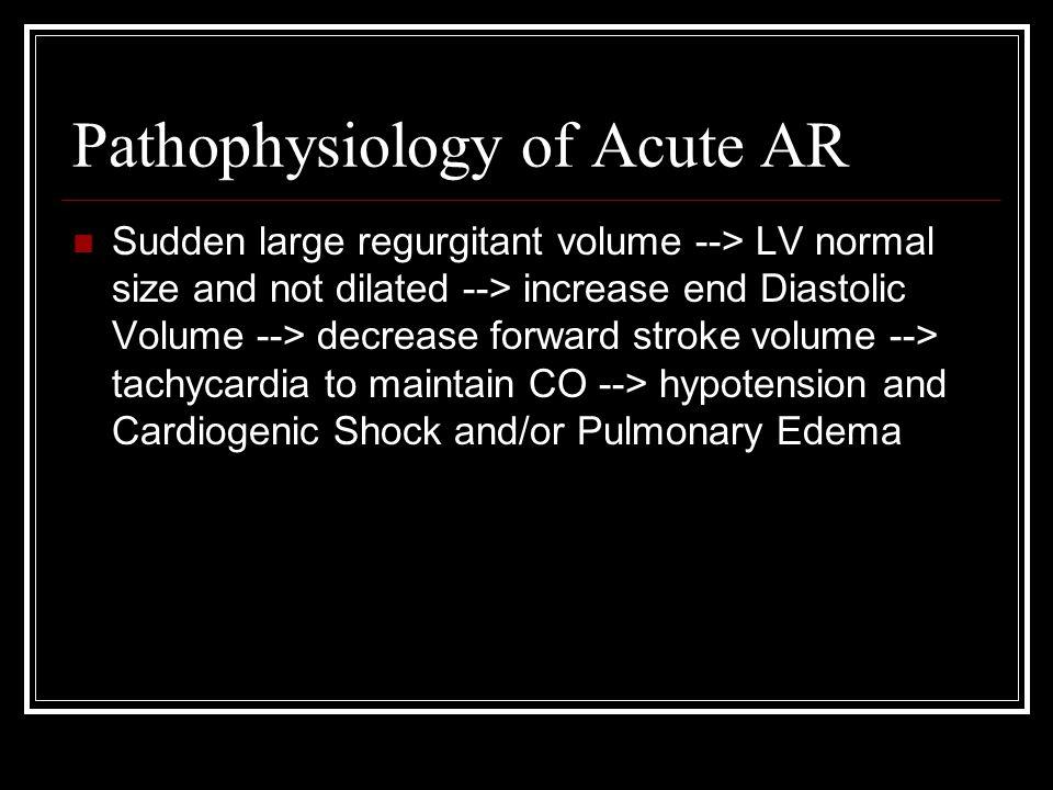 ETIOLOGIES: Acquired - Bacterial Endocarditis, Ankylosing Spondylitis, Trauma, anorectic drugs (fenfluramine and dexfenfluramine) Congenital/Genetic - Marfan Syndrome, Ehlers- Danlos, Hurler, VSD, Aortic Dissection, bicuspid valve, Osteogenesis Imperfecta, Giant Cell Arteritis, Reiter's Syndrome, Degenerative - cystic medial necrosis, myxomatous degeneration, anuloaortic ectasia
