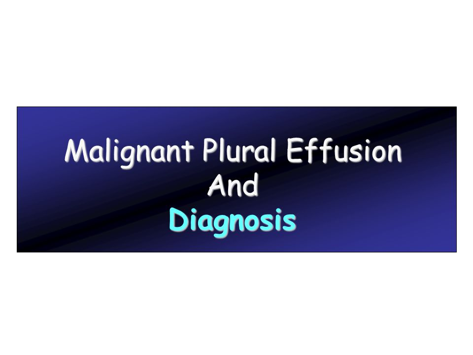 SCLC LD-SCLC with pleural effusion...Which treatment.