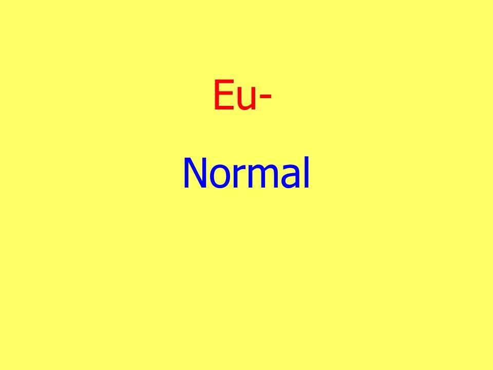 Eu- Normal