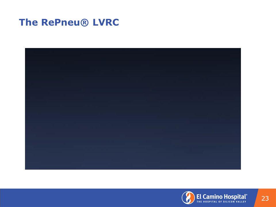 The RePneu® LVRC 23