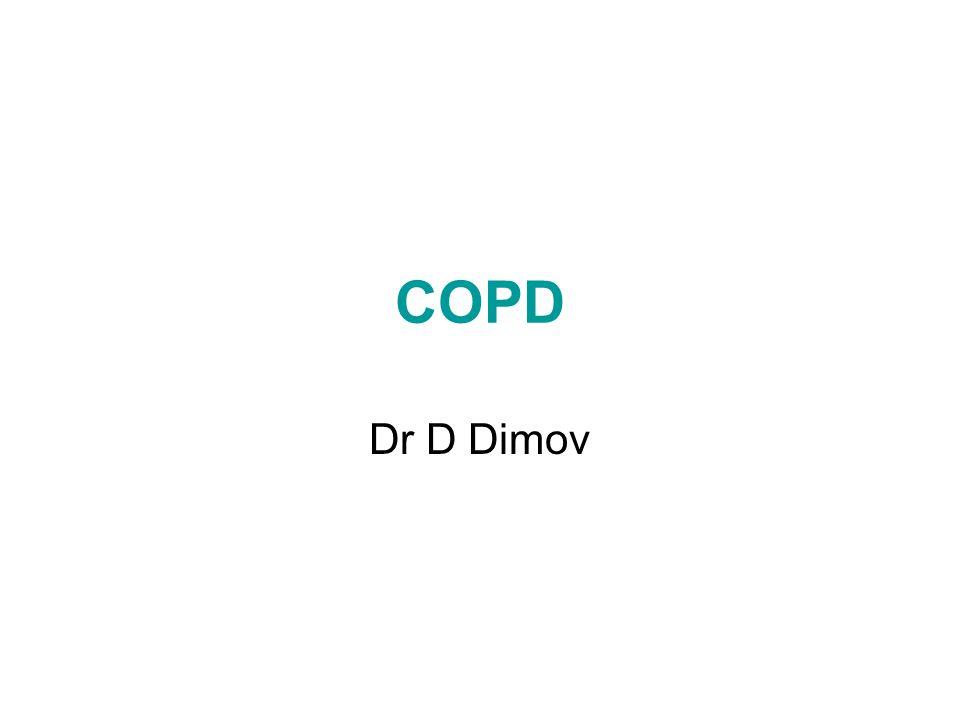 COPD Dr D Dimov