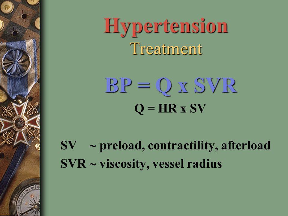 Perioperative HTN Significance u Organ Damage heartheart brainbrain kidneykidney u Surgical Considerations u Morbidity