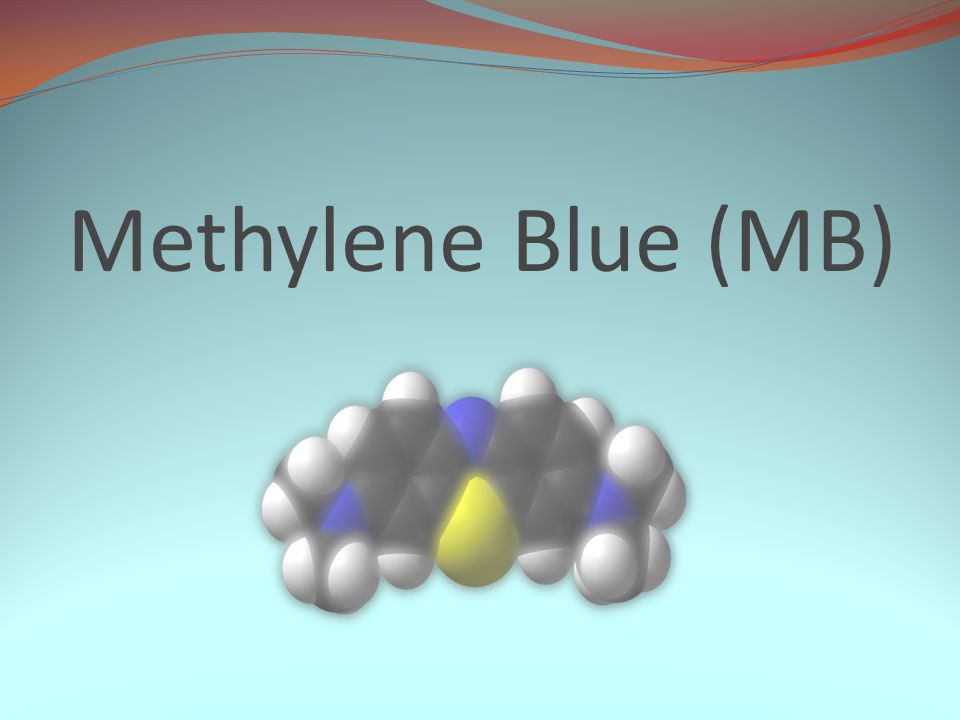 Methylene Blue (MB)