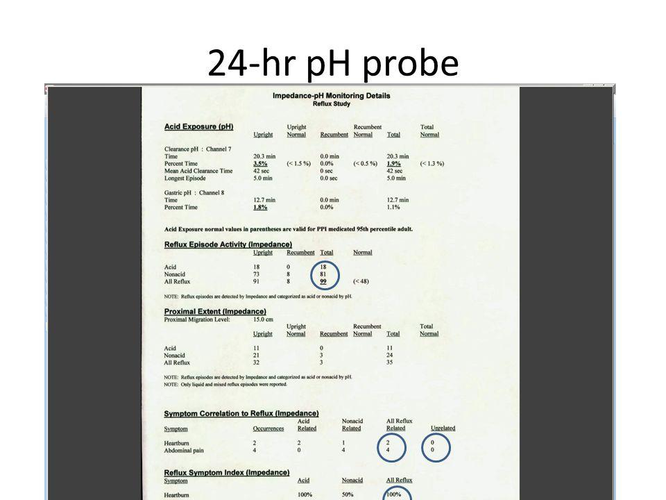 24-hr pH probe