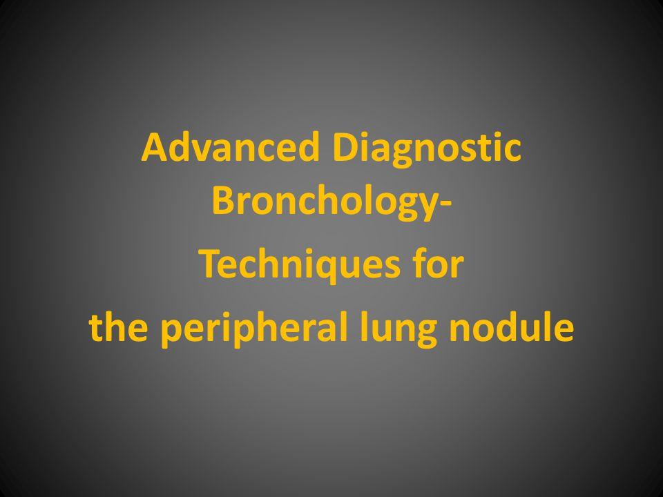 Bronchoscopy First Reason #1 - Pneumothorax The pneumothorax rate for bronchoscopy techniques = 1.5% with 0.6 % requiring chest tube.