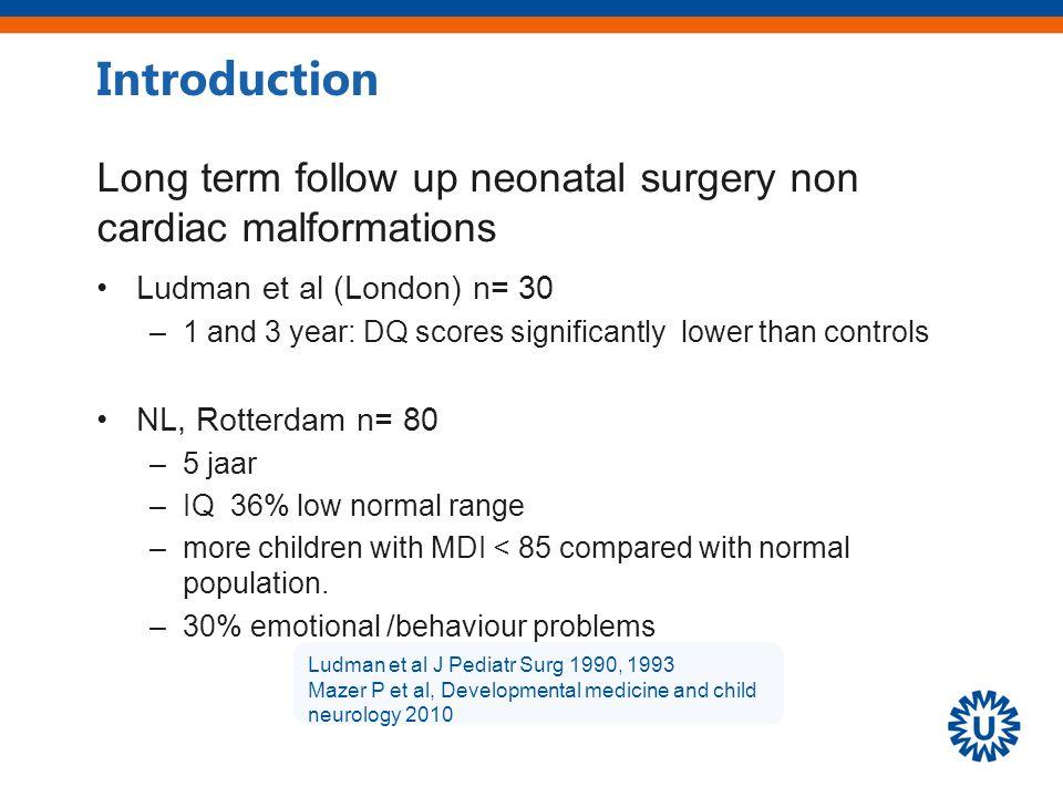 Neonatal cardiac surgery Toet et al Exp Brain Res 2009 Phelps et al 2009 Sood et al J Thorac Cardiovasc surg 2013 Low cerebral saturations (<35%-45% ) related with adverse outcome