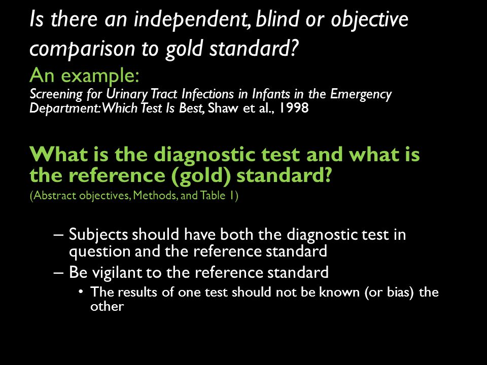 Negative Likelihood Ratio probability of an individual with the condition having a negative test divided by the probability of an individual without the condition having a negative test A helpful test will have a small LR negative