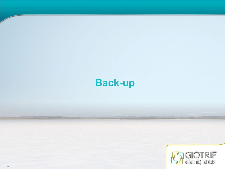 18 Back-up