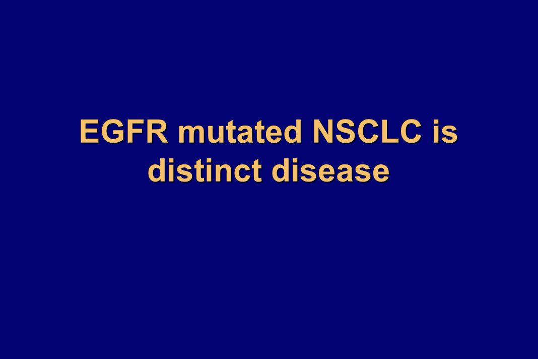 EGFR TKIs work even in poor PS patients