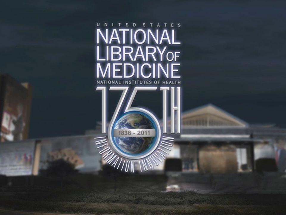 NLM 175 th Anniversary 08-SEP-201123
