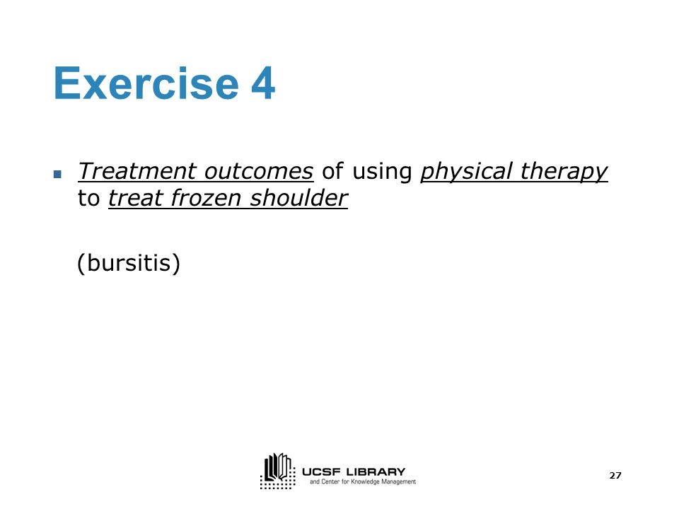26 Exercise 3 Gait training for stroke patients