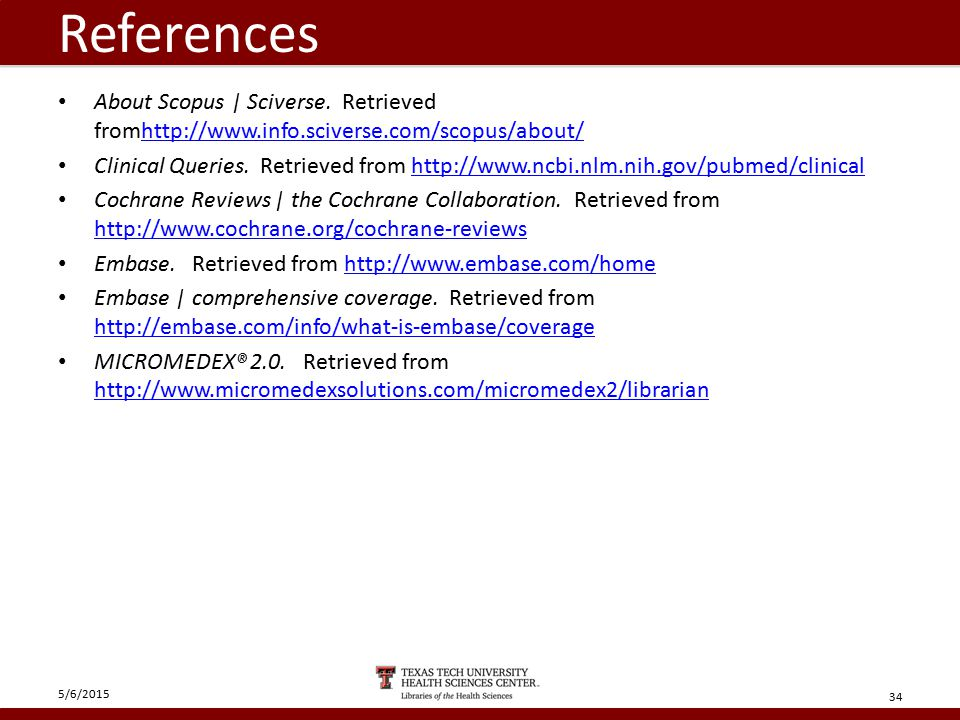References About Scopus | Sciverse.