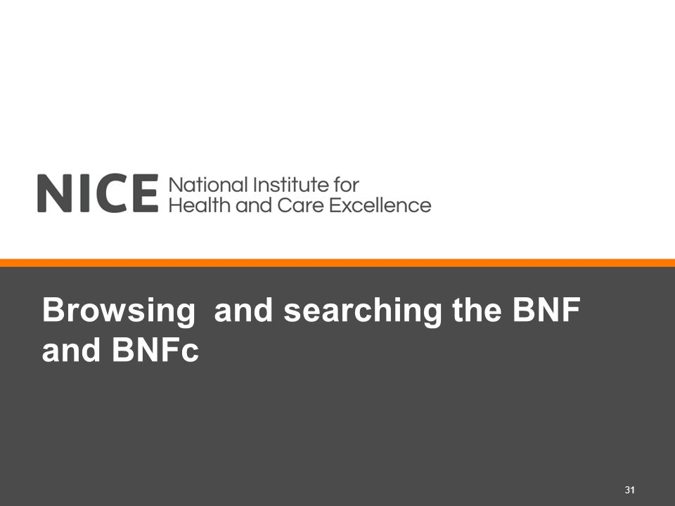 Browsing and searching the BNF and BNFc 31