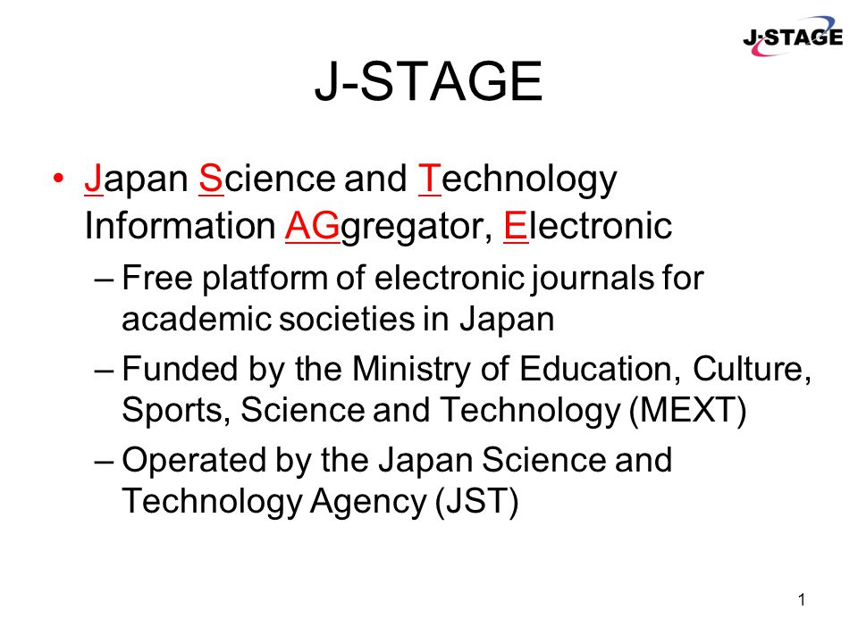 22 Manuscript Tracking System Developed in March 2005 Free to J-STAGE User Publishers Used by 17 Journals Bilingual –English & Japanese Configurable Workflows and Roles Integrated with the Journal Publishing System of J-STAGE
