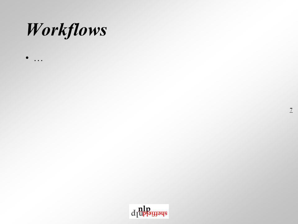 7 Workflows …