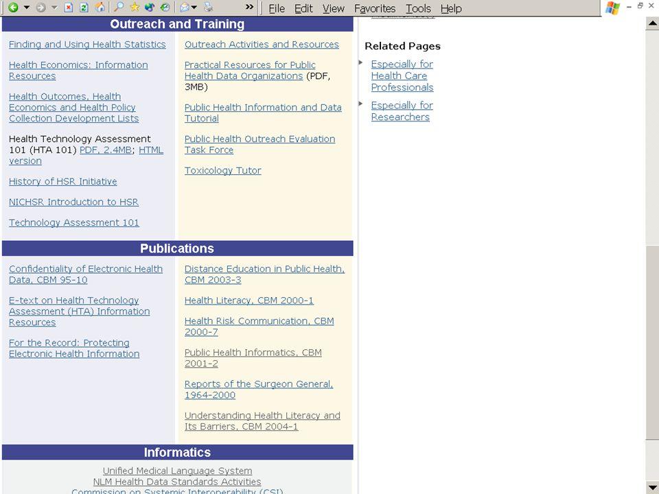HSR & PH Portal – Collaborative Projects (1)