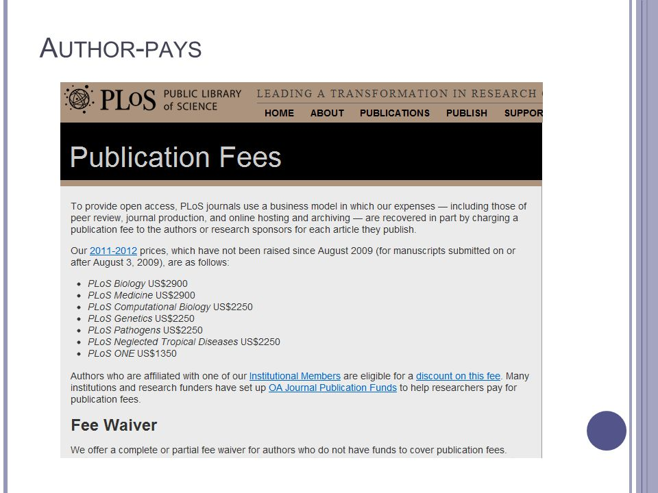 A UTHOR - PAYS