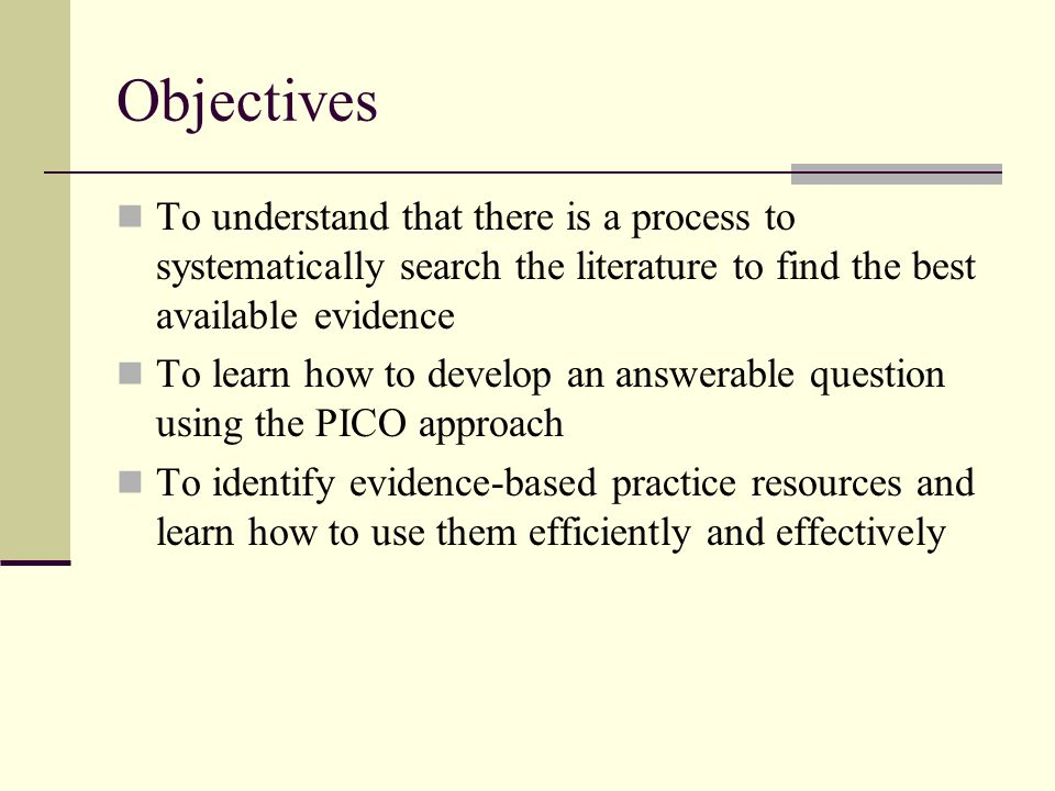 Type of Study con't Cohort Study Prospective or historical/retrospective – pop has a certain exposure or particular treatment Case Control Studies Patients with certain condition compared with people who do not – odds of developing condition Case Reports Collections of reports on treatment of individual patients with same condition or a single patient