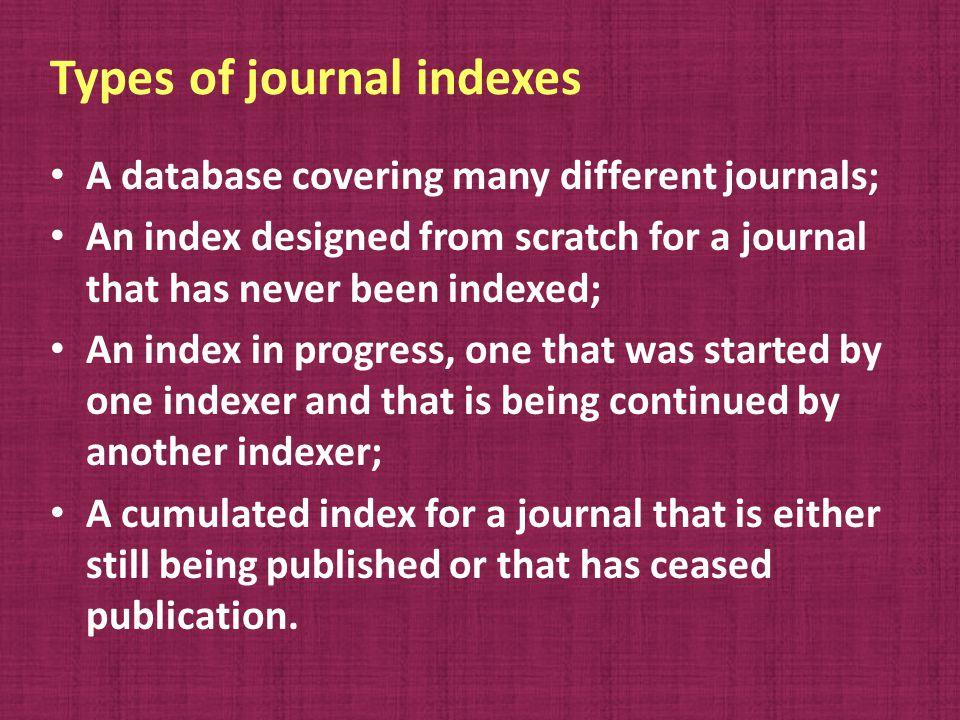 IndexCopernicus Evaluation Methodology 2009 Stage 1.