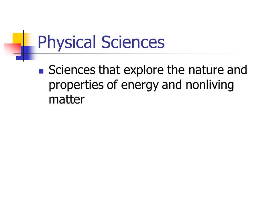 Chemistry vs.