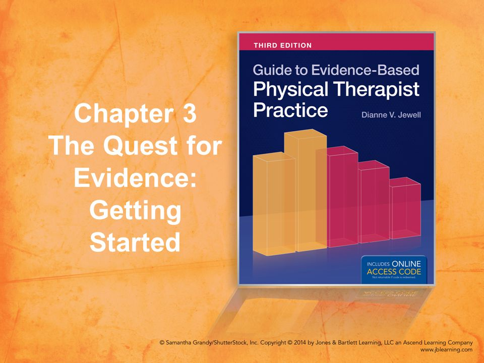 Chapter 3 The Quest for Evidence: Getting Started