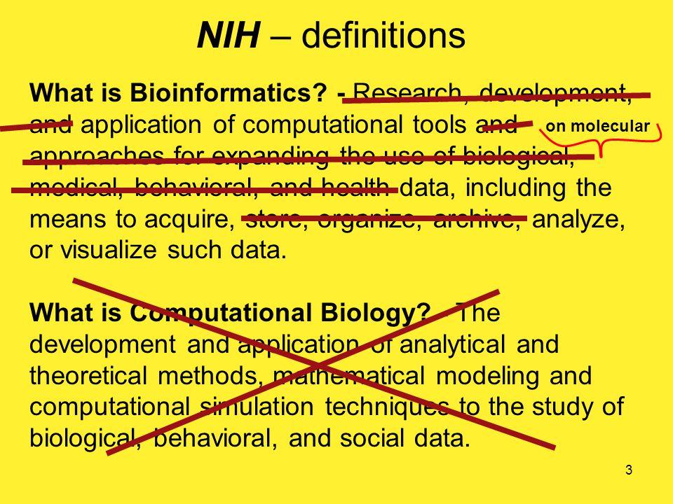84 Searching OMIM Search Fields –Name of trait, e.g., hypertension –Cytogenetic location, e.g., 1p31.6 –Inheritance, e.g., autosomal dominant –Gene, e.g., coagulation factor VIII