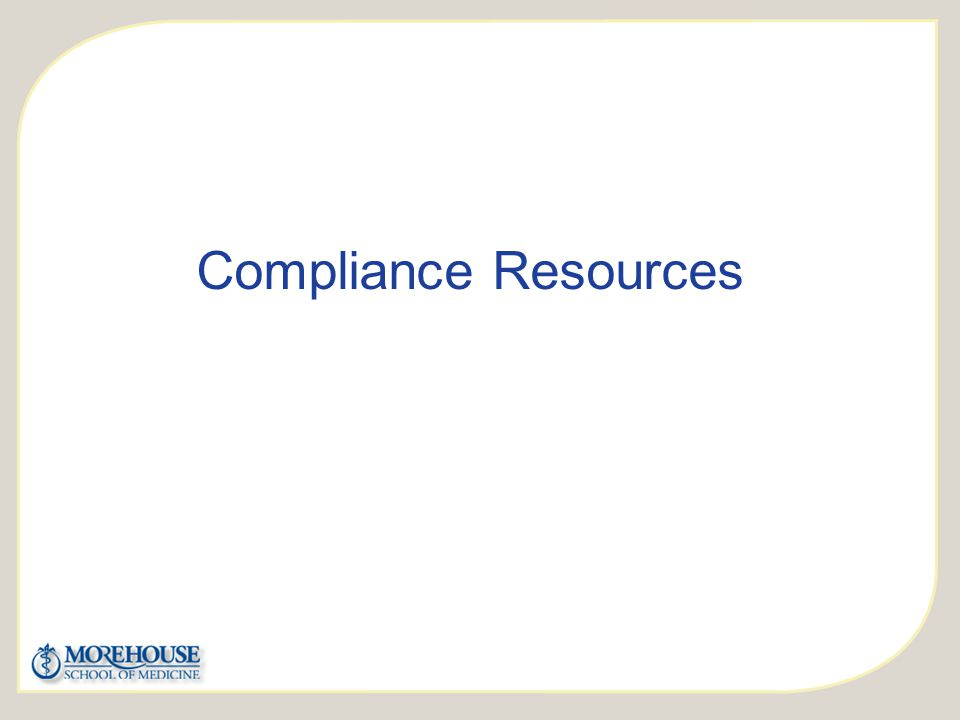 http://publicaccess.nih.gov/ Compliance Resources