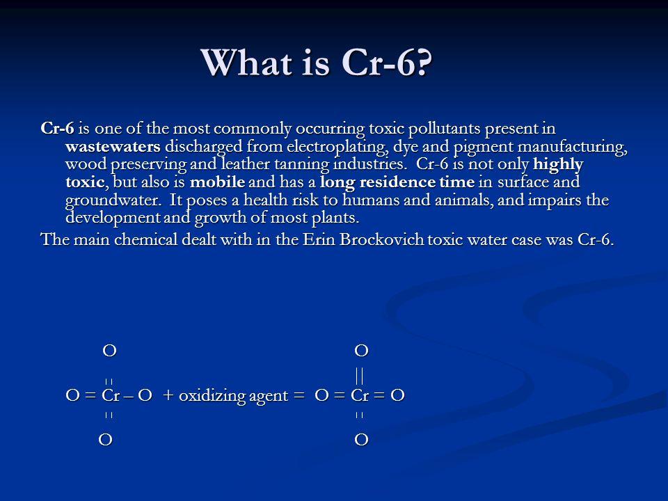 The Study Choo T P; Lee C K; Low K S; Hishamuddin O Accumulation of chromium (VI) from aqueous solutions using water lilies (Nymphaea spontanea).
