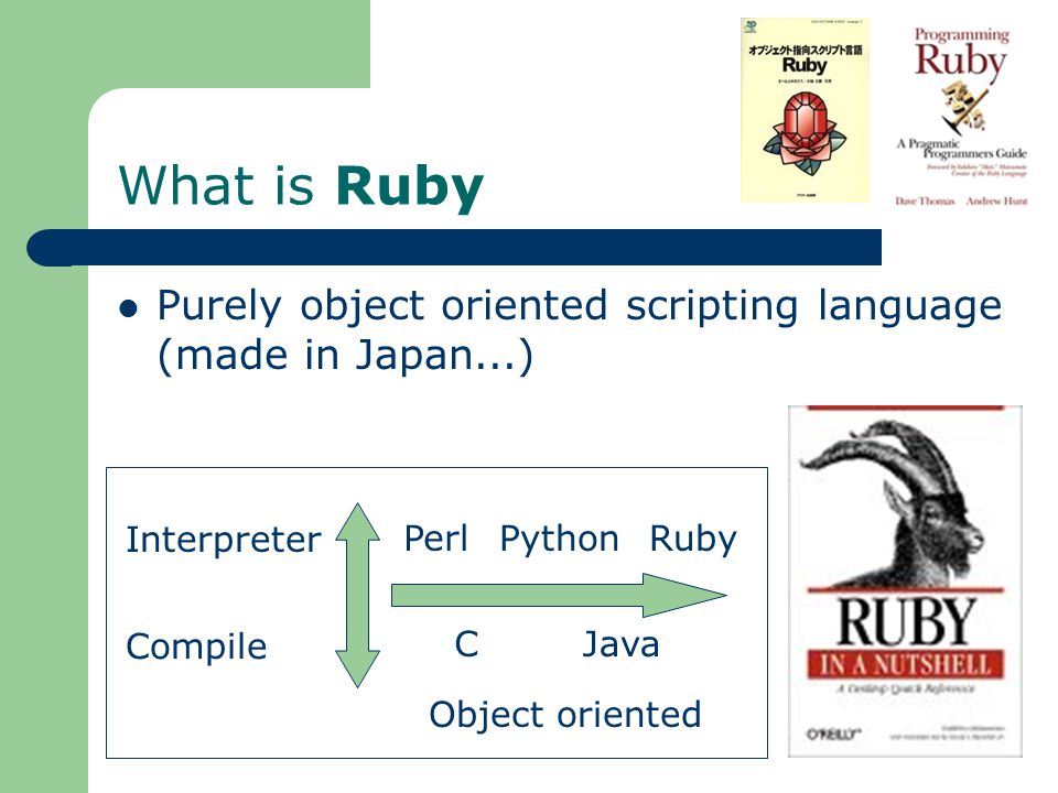 We love Ruby We wanted to support Japanese resources including KEGG – We are trying to focus on the pathway computation in KEGG KEGG : Kyoto Encyclopedia of Genes and Genomes http://genome.jp/kegg/ Why BioRuby Sequence StructurePathway Networking – SOAP/CORBA/DAS … Bioinformatics subjects Bioperl BiopythonBioRuby BioJava Open Source Biome (Bio*)