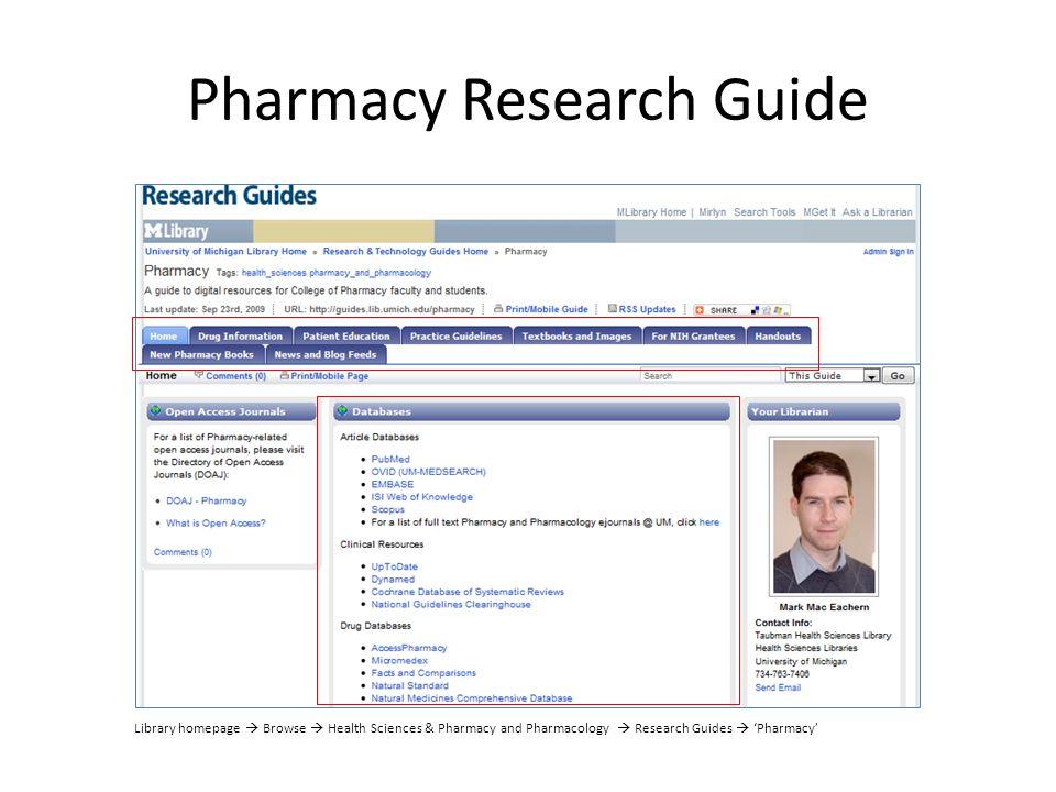 Online textbooks AccessPharmacy Stat!Ref