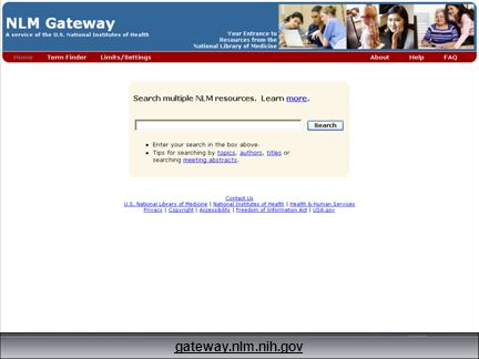53 gateway.nlm.nih.gov