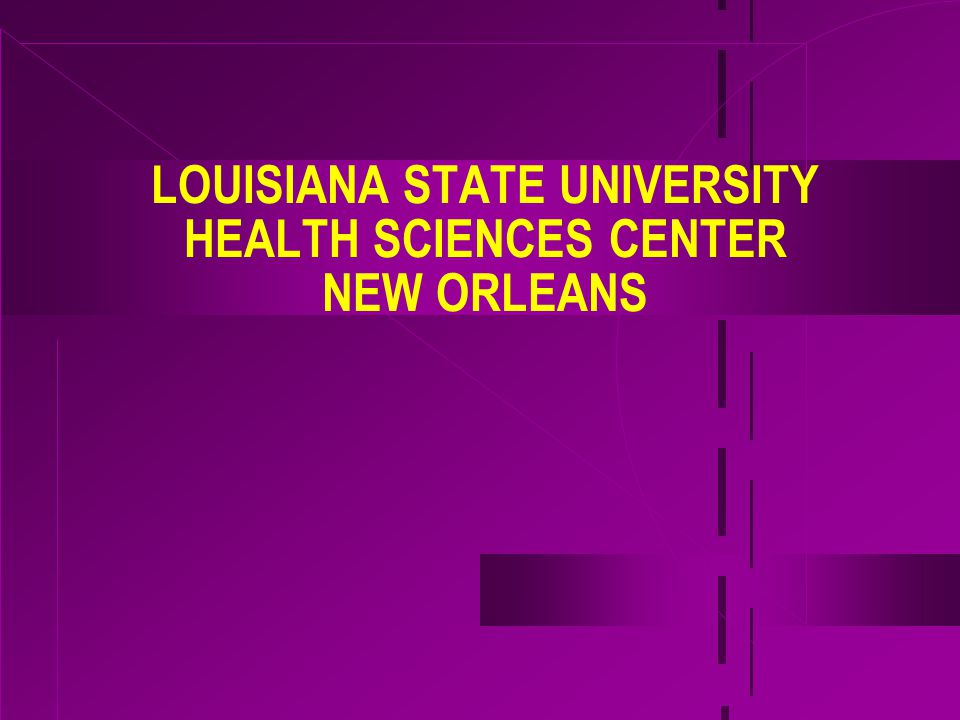 Office of Research Services Ph.504-568-4970 Suite 206, Resource Bldg.