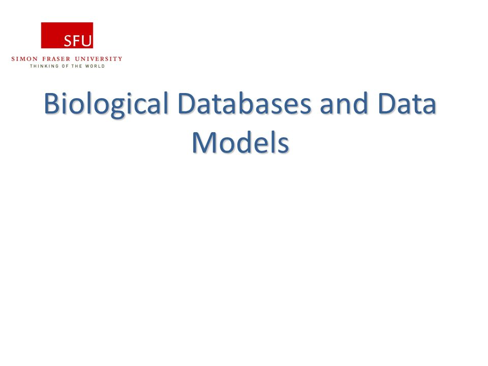 Other Sequence Databases and Sequence Data Visualization