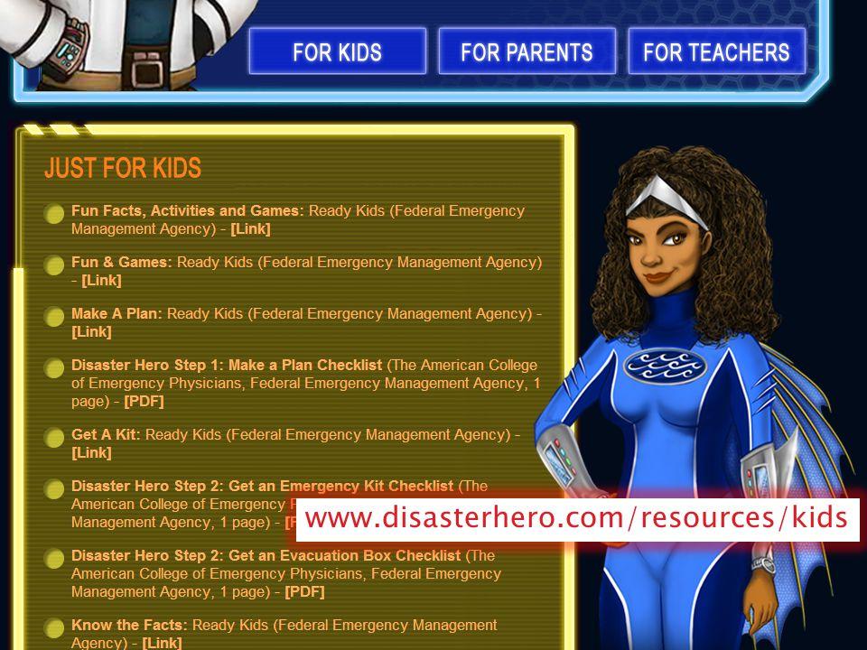 www.disasterhero.com/resources/kids
