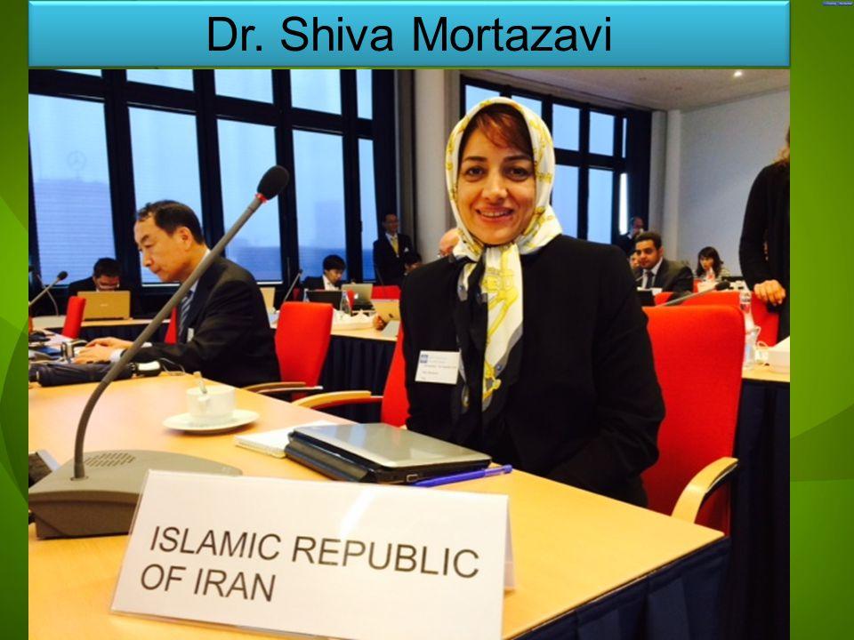 جد Dr. Shiva Mortazavi
