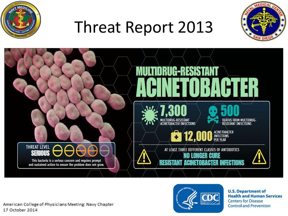 Threat Report 2013