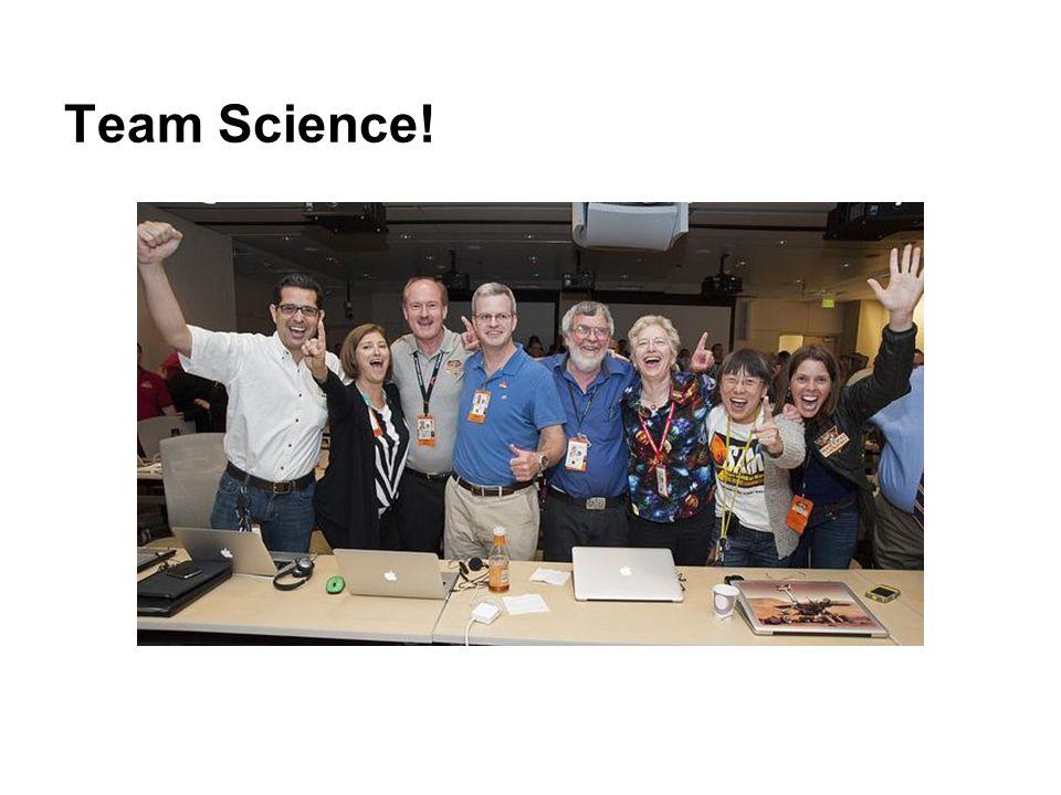 Team Science!