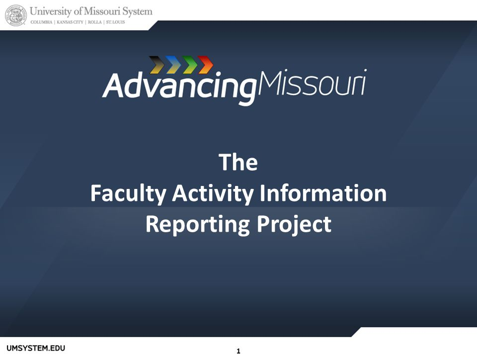 2 Objectives »Provide faculty with easy to use tool to document academic activities and generate digital CVs »Provide administrators with web-based reporting for P&T, faculty review, accreditation