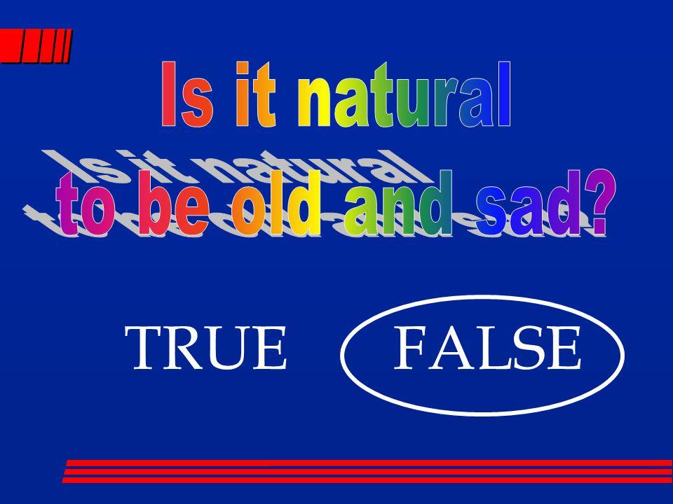 TRUEFALSE