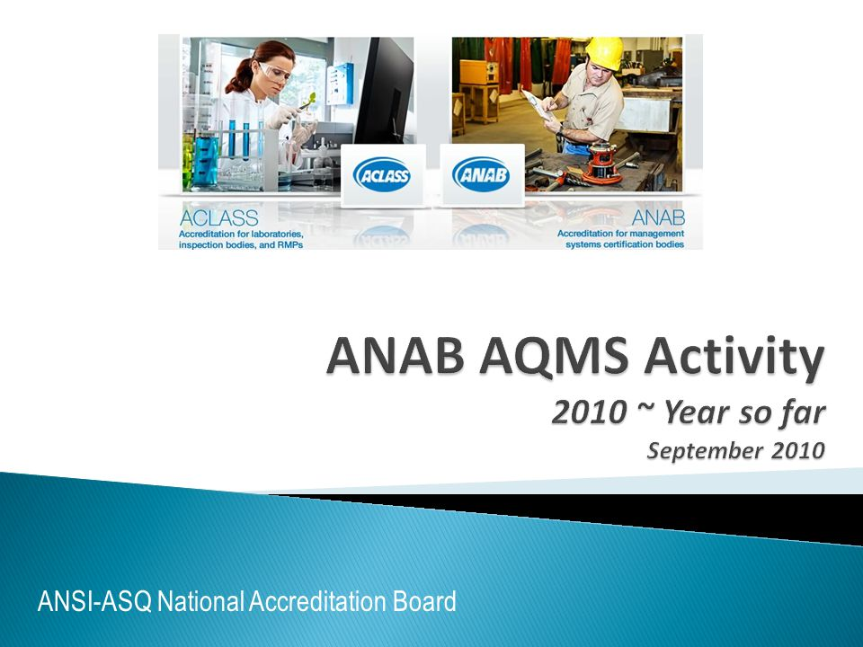  358 (July 2010) – An AQMS accredited CB has an arrangement with another body that include AS certification activities.