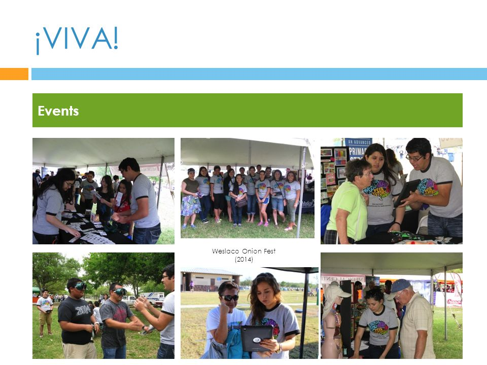 ¡VIVA! Events Weslaco Onion Fest (2014)