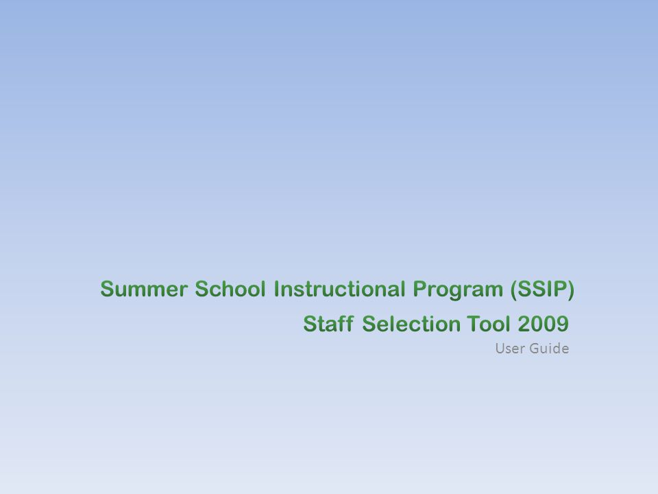 Principal - Extending an Offer from the Declined Pool Use this screen to select an applicant that has declined an offer from your district.