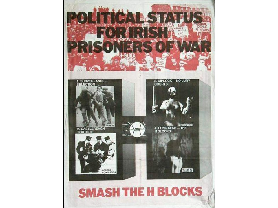 What happened during the 1980 hunger strike.Began 27 Oct.